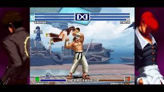 The King of Fighters 2003 Especiales. (Ocultos)
