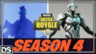 Finally Season 4 & Battle Pass - Fortnite Battle Royale English DerSorbus