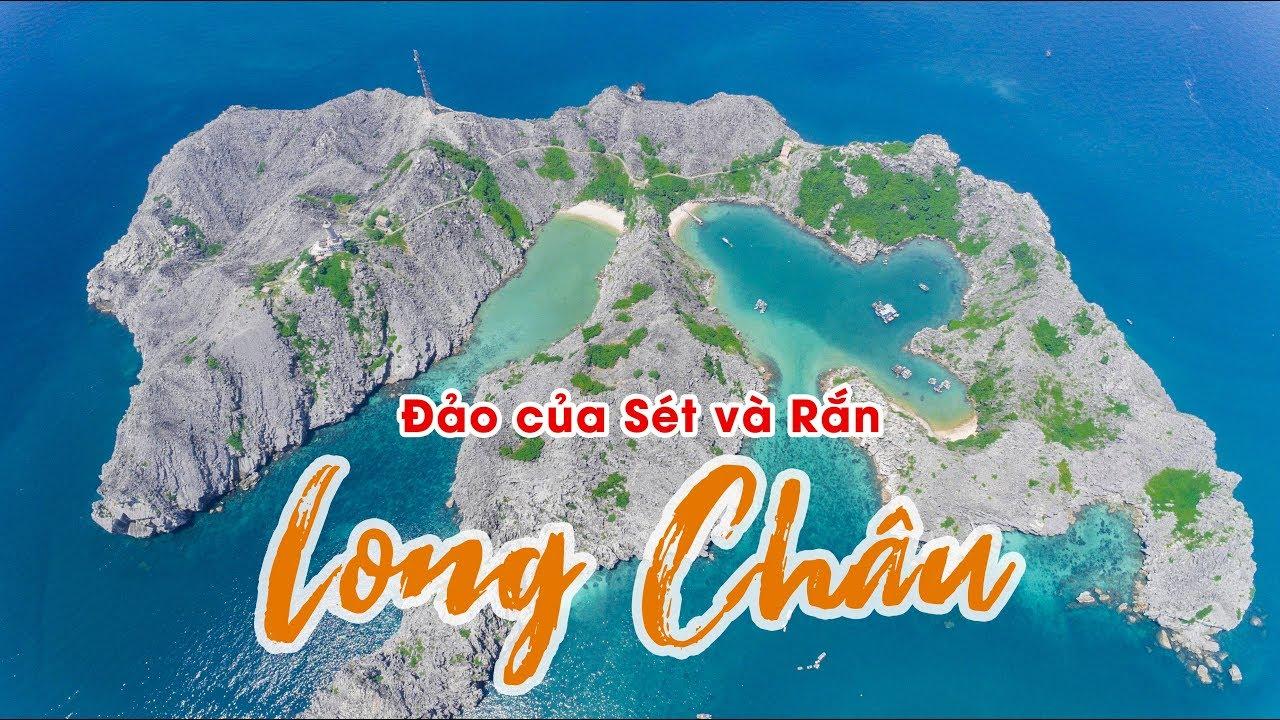 Đi tìm đảo LONG CHÂU CÁT BÀ - Nơi có đặc sản là SÉT, RẮN và ngọn hải đăng cổ 125 tuổi người Pháp xây