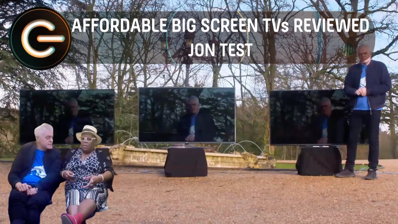Affordable Big Screen TVs for 2020 Reviewed The Gadget Show