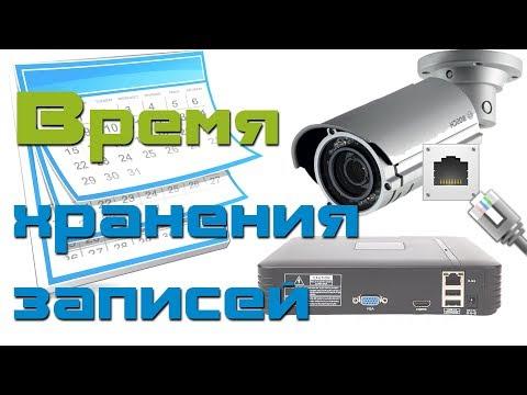 Как узнать записывает ли камера видеонаблюдения видео