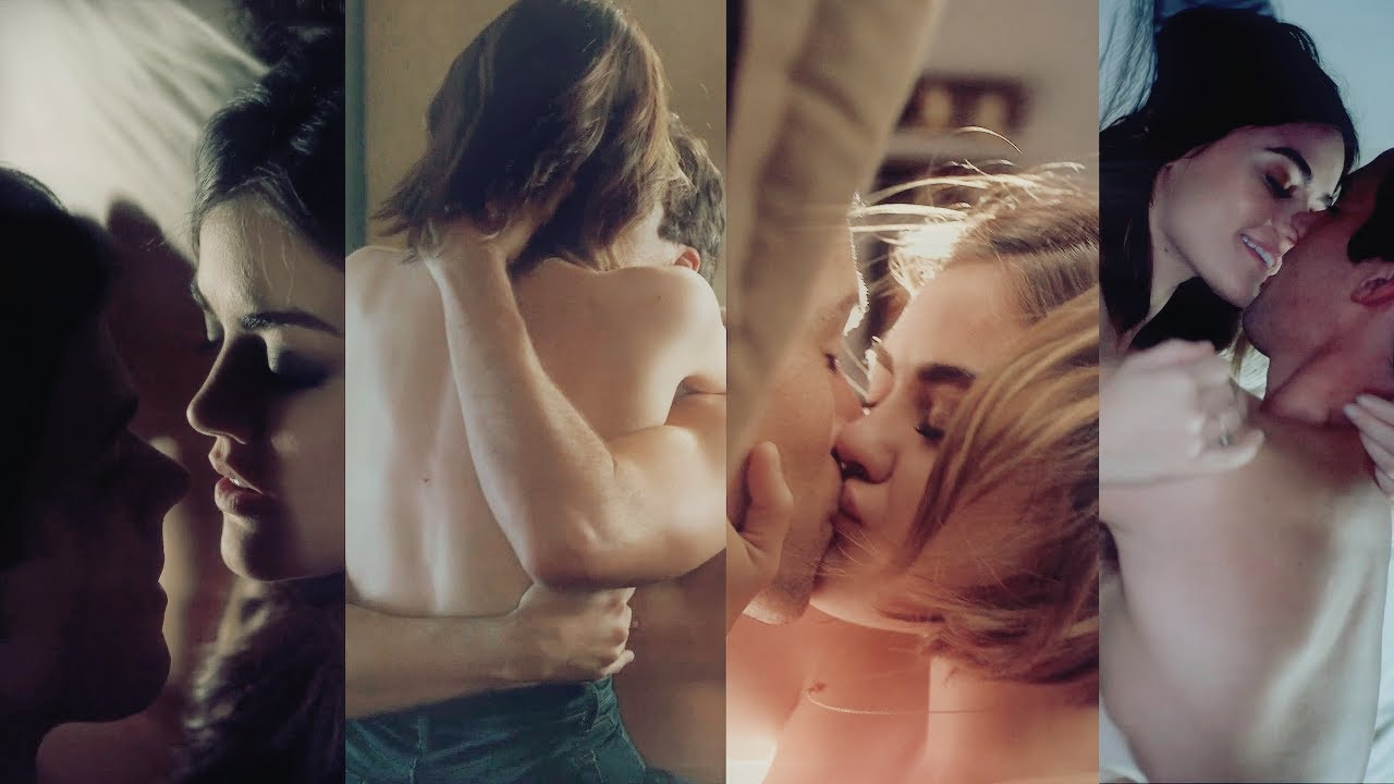 Hanna Sex Scene aria & ezra [ezria] - all sex scenes