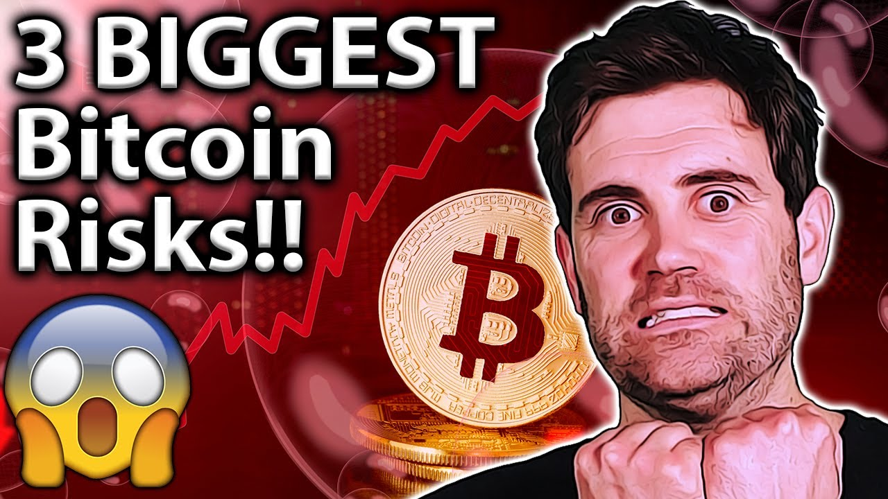 Bitcoin's BIGGEST THREATS!! Should You WORRY?? 😰