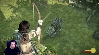 POSTAO SAM PARKOUR MAJSTOR!!! (Shadow of the Colossus)