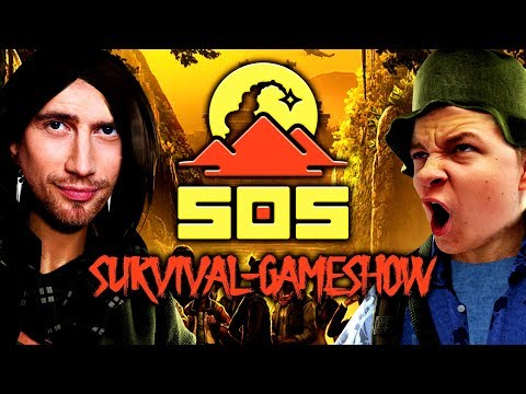 SOS - Die PUBG Survival-Gameshow - SOS The Ultimate Escape