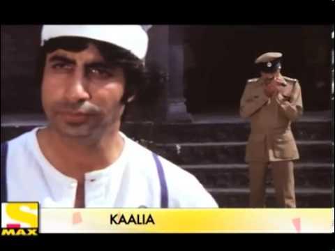 Kaalia Angry Young Man Amitabh Bachchan Describes The Jailors Behaviour Best Dialogues Bollywood Hindi Movie Video Clip Online Videochaska Com Hindi Movie