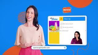 Open English Junior | Comercial de TV: Bom emprego para meu filho