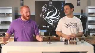 White Horse Review - Aspire Pegasus, Odyssey Kit, and Charlie's Chalk Dust Vapor(This week Dino and Quinn review the new, and highly anticipated, Aspire Pegasus. They also explore some of Charlie's Chalk Dust, Sugar and Knife and Slam ..., 2015-09-02T15:10:41.000Z)