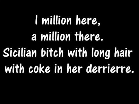 Lil Wayne A Milli Lyrics Youtube