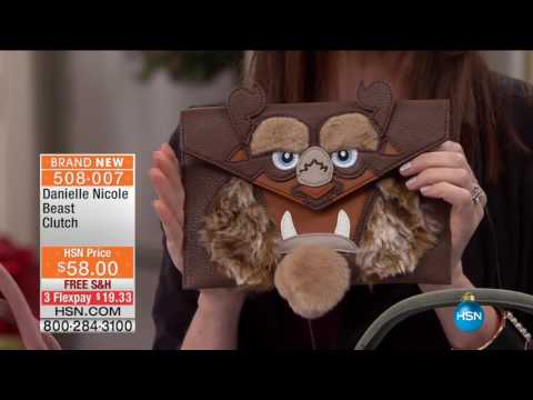 HSN | Danielle Nicole Accessory Gifts 11.04.2016 - 06 AM