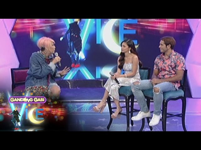 GGV: Kim Chiu reveals why she had a crush on Gerald Anderson.