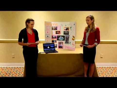 FCCLA STAR Events Demonstration Illustrated Talk Senior Panguitch