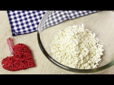 5 рецептов из ТВОРОГА. Неимоверная вкуснота быстро и просто.