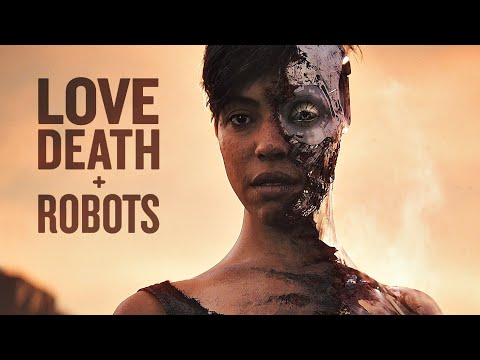 Snow in the Desert - Love, Death & Robots