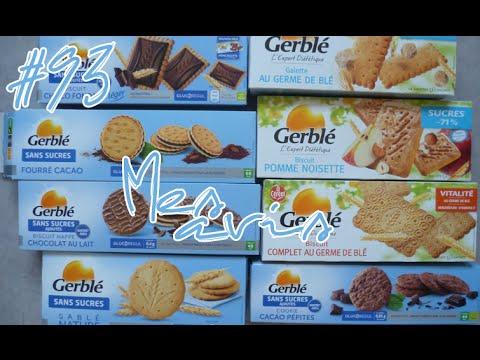93 ◊ Mes avis sur les gâteaux diététiques Gerblé ◊