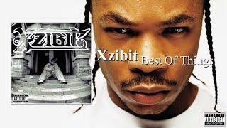 Xzibit - Best Of Things (Full Album) (2021) + Album Download
