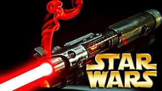 What Do Lightsabers SMELL Like? Star Wars Explained