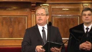 Nagykunsági Református Egyházmegye Egyházmegyei Közgyűlése Dr  Fazekas Sándor földművelésügyi minisz