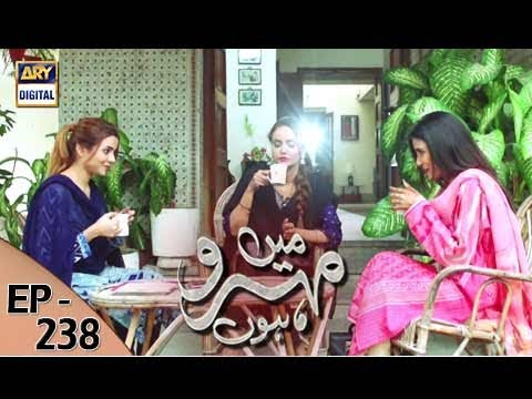 Mein Mehru Hoon Ep 238 - 17th August 2017 - ARY Digital Drama