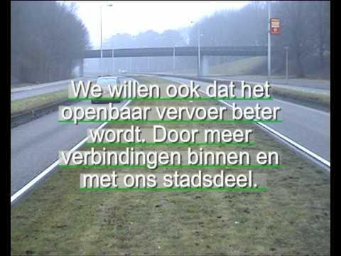 D66 Amsterdam Nieuw West in 66 seconden