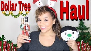 Dollar Tree Haul NOVEMBER NEW FINDS and Christmas Decor