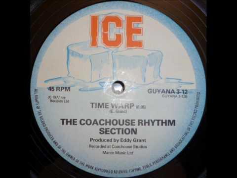 Eddy Grant's Coach House Rhythm Section - Time Warp mp3 ke stažení