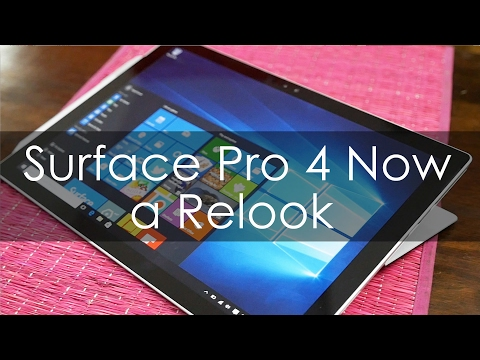 Microsoft Surface Pro 4 after a year expectations with SP5