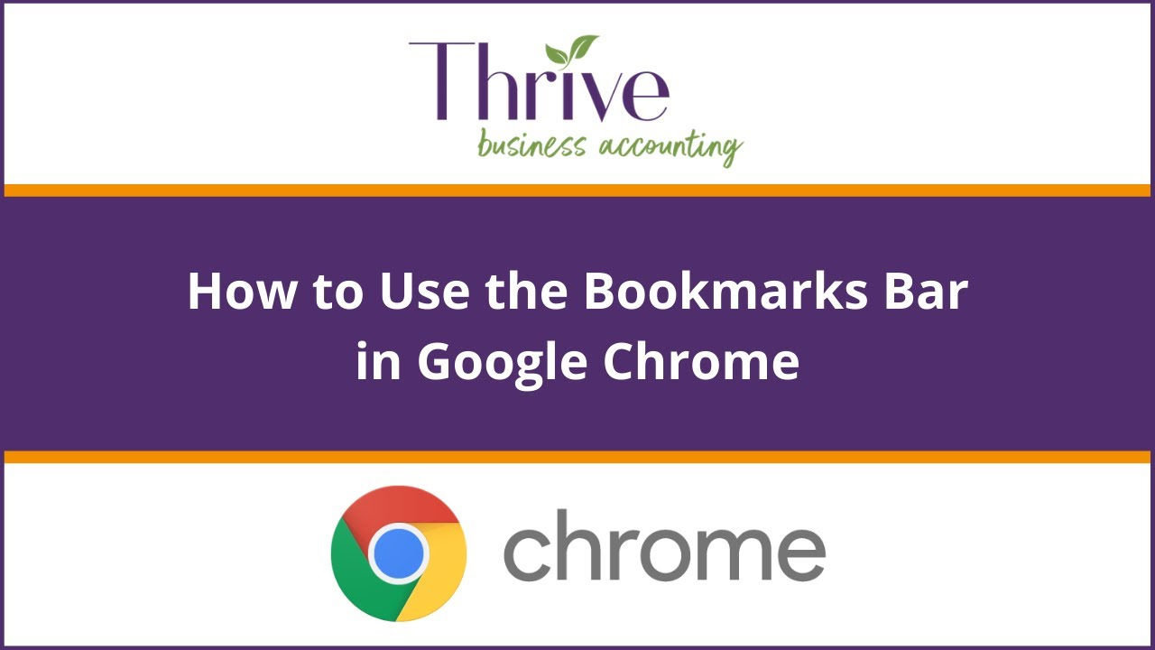 Google chrome home page shortcut - Tech Tips Add Websites To Your Bookmarks Bar In Google Chrome