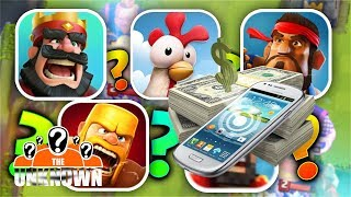 Top 5 Richest Mobile Game Companies
