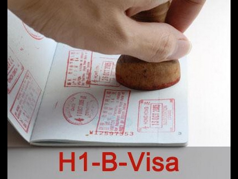IT stocks plunge over H1B visa reform bill