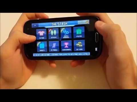 Jetpack Joyride -  обзор игры для iPhone и iPad
