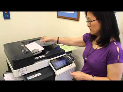 How To: Fax, Scan, Copy