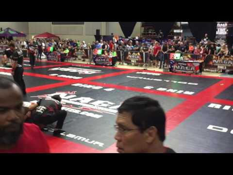 Bryan Brown vs Lance Nichols NAGA Masters Expert Heavyweight Final 7/22/17