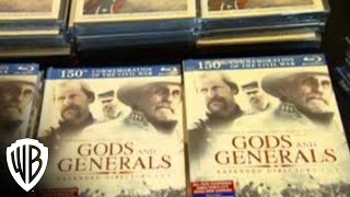 GETTYSBURG/GODS AND GENERALS LIMITED COLLECTOR'S EDITION EVENT FOOTAGE