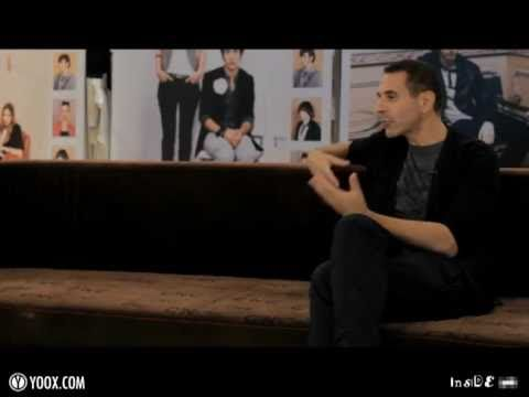 ► ENNIO CAPASA, C'N'C' Fashion Designer | An Exclusive Interview with yoox.com