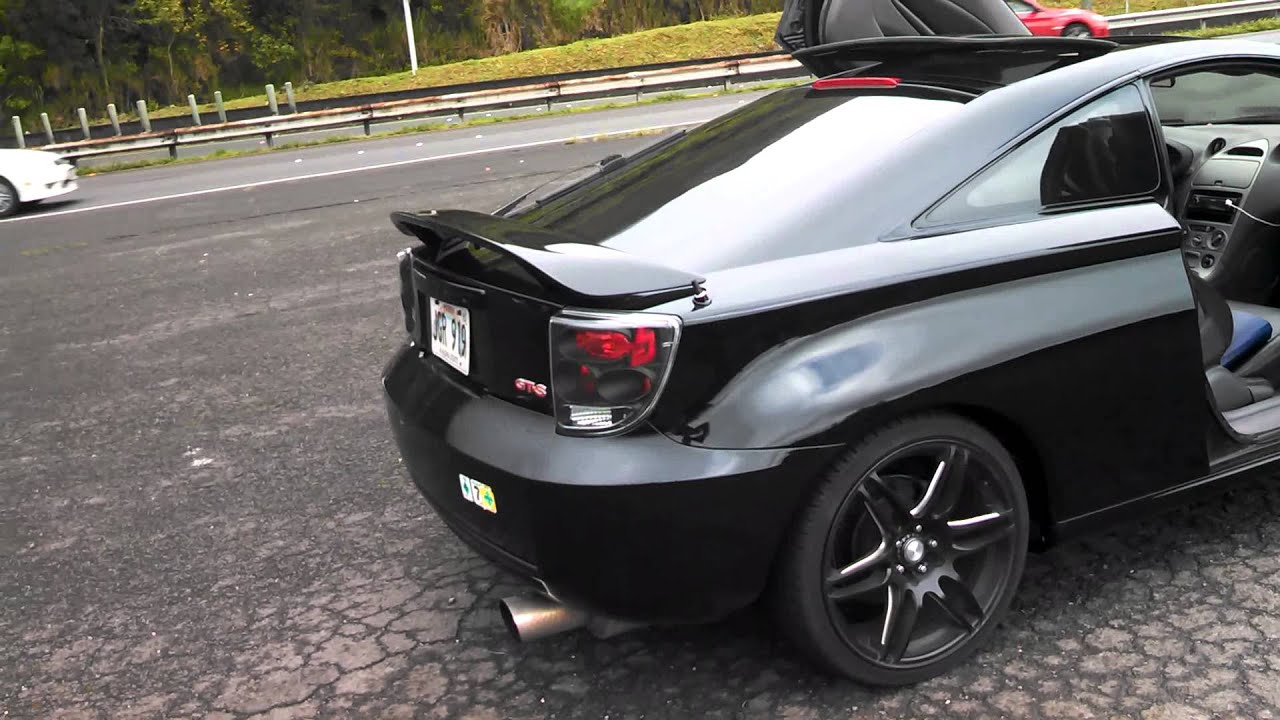 Custom 2001 Toyota Celica GT S   YouTube