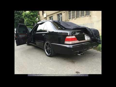 Mercedes-Benz W140 S600L(S70) 7.0 AMG V12