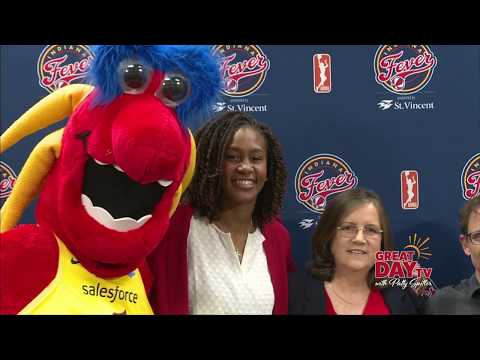 Tamika Catchings soars to new heights