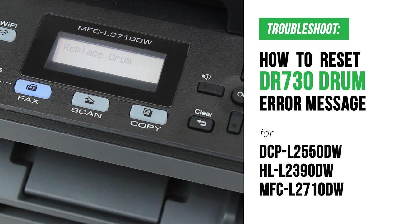 DR730 Drum TN760 Toner Cartridge for Brother HL-L2350DW DCPL2550DW MFC-L2710DW