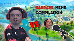 THIS STREAMER HAS THE WORST MIC EVER!!! [EARRAPE Meme Compilation]