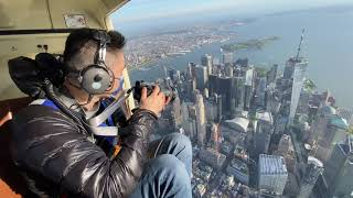 Helicopter Tour of NYC with FlyNyOn (4K)