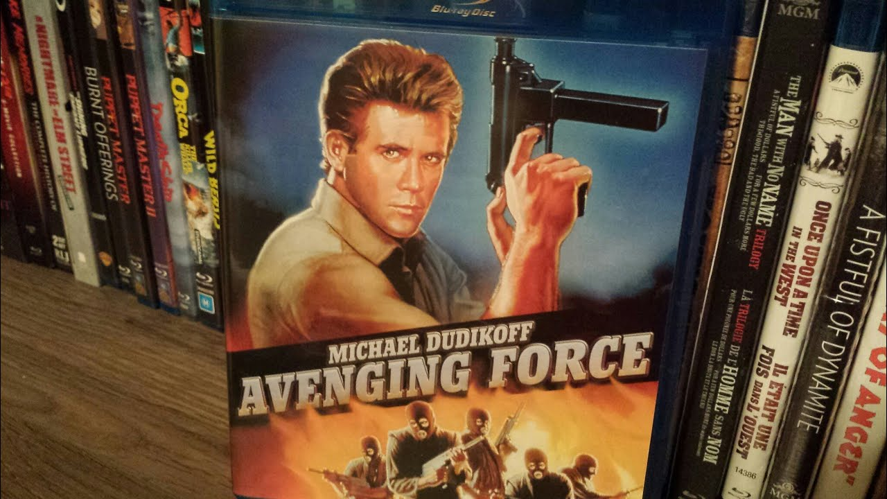 Download Avenging Force 1986 Movie/Blu Ray Review