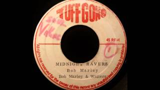 BOB MARLEY & THE WAILERS - Midnight Ravers [1973]