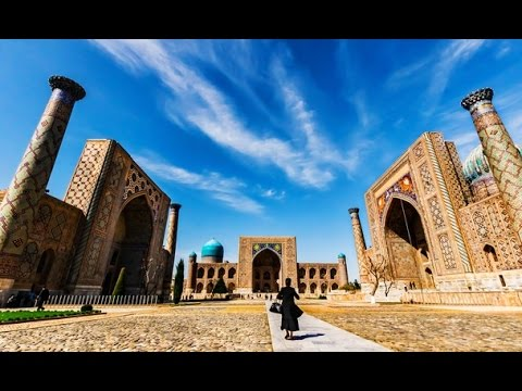Uzbekistan  | A Travel Video