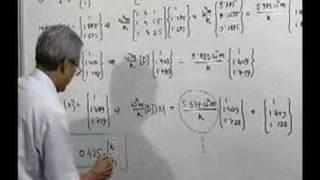 Module 12 -Lecture 4 -Flexibilty Matrix& Influence Coeff...