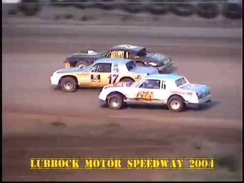 Stock | Lubbock Motor Speedway | June 18 , 2004