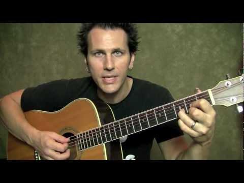Warning-Green Day Beginner Guitar Lesson