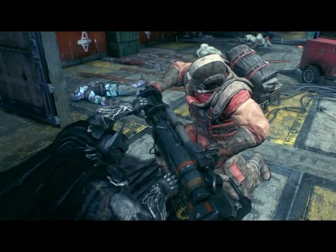 Batman Arkham Knight: Occupy Gotham Walkthrough - Founder's Island