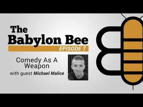 Episode 7: Comedy As A Weapon
