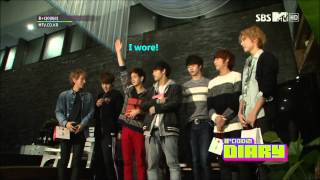 HD (ENG)130101 BTOB B+ Diary Ep 5 Part(1/6) [Final]